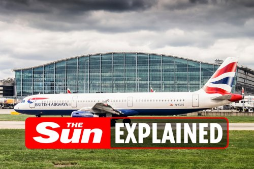 How many terminals does Heathrow Airport have?
