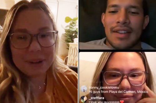 Teen Mom Kailyn sparks Covid fears as she loses 'sense of taste and smell'
