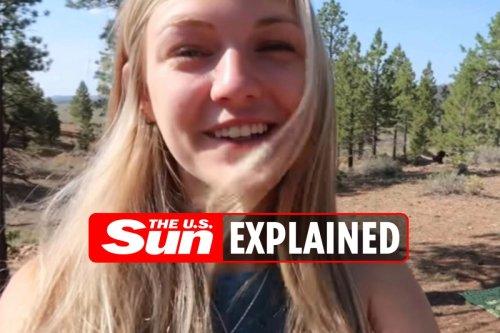 Where was Gabby Petito's body found?