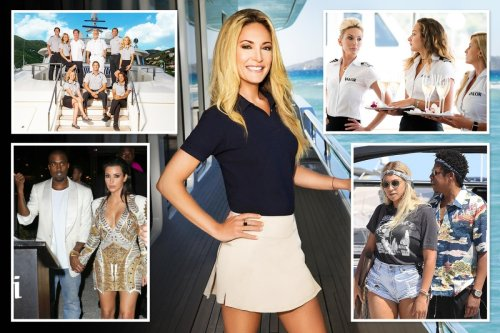 Hook-ups, boozing and bust-ups... what life is really like below deck