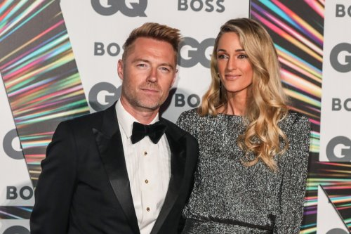 Ronan Keating's son Cooper, 4, rushed to hospital as singer says he's 'worried sick'