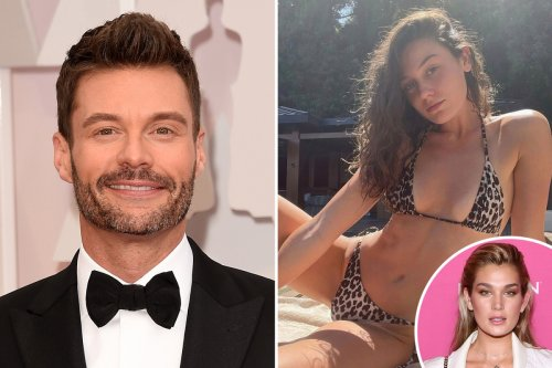 Ryan Seacrest, 46, is dating Aubrey Paige, 23, after split from Shayna Taylor