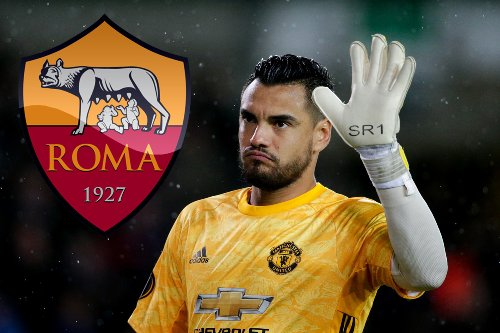 Man Utd outcast Sergio Romero 'wanted by Roma as Mourinho set to raid old club'