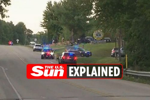 What to know about the Little Wolf River shooting suspect in Wisconsin
