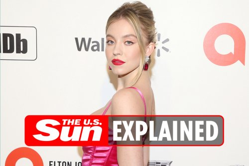 What did Euphoria star Sydney Sweeney say on her Instagram Live?