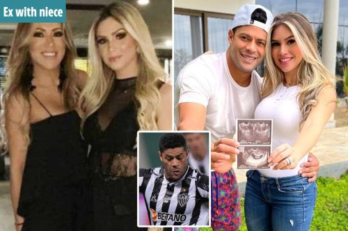 Hulk's ex-wife hits out after Brazil star marries HER NIECE and says it feels like 'she has buried her daughter alive'