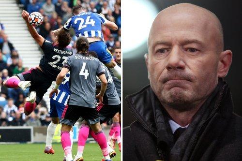 Shearer and Dublin fume at VAR for awarding Brighton penalty vs Leicester