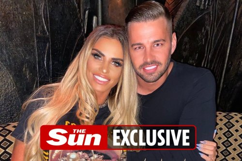 Katie Price cashes in on marriage to Carl Woods with Instagram account