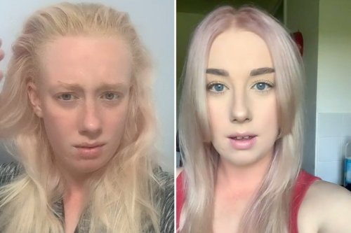 Woman's 'catfish' makeup branded 'witchcraft' by trolls & people are shocked