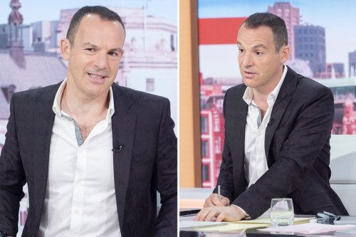 Martin Lewis told to 'button up his shirt' by Good Morning Britain bosses as he refuses to wear a tie