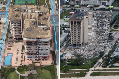 Condo's concrete damage got 'significantly worse' weeks before disaster