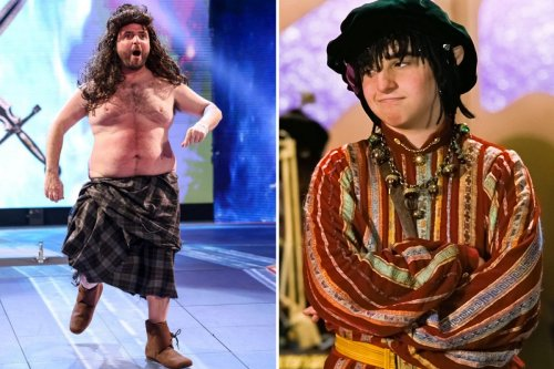 The Santa Clause star David Krumholtz unrecognisable in WWE debut