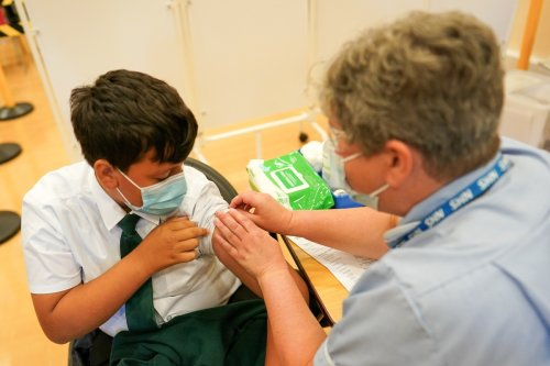 Covid cases plunge despite fears new school term would spark virus surge