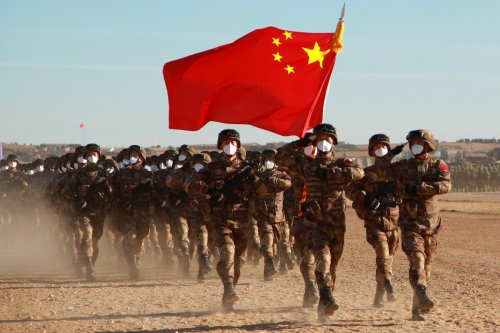 China warns US its military might is 'unstoppable' after firing hypersonic nuke