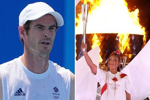 Murray says Osaka lighting Olympic cauldron is 'great for tennis'