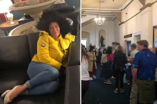 Guests at £200-a-night hotel queue 'for hours and sleep on sofas' after gig