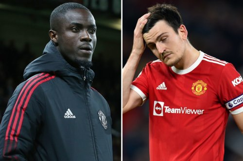Bailly 'asked Solskjaer why he picked unfit Maguire at Leicester' ahead of him