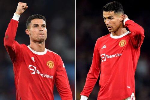 Man Utd ace Ronaldo slams fans criticising his lack of defensive effort
