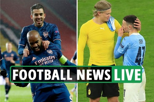Football news LIVE - All the latest updates from around the world