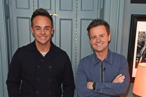 Where does Declan Donnelly live and does Ant McPartlin still live next door?