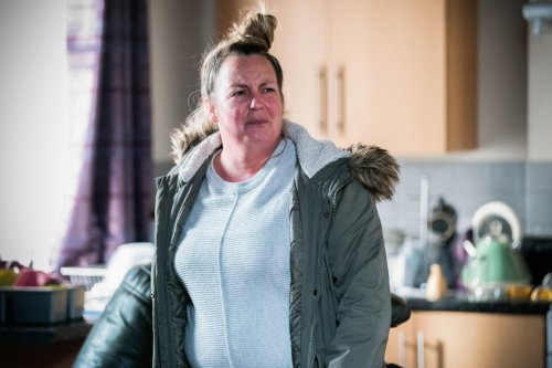 EastEnders spoilers: Karen Taylor offers to be Rainie and Stuart's surrogate
