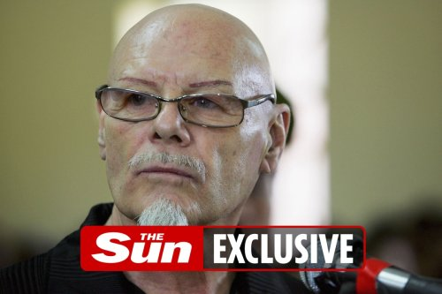 Paedo Gary Glitter moved to new cell dubbed 'paedokabin' by cons