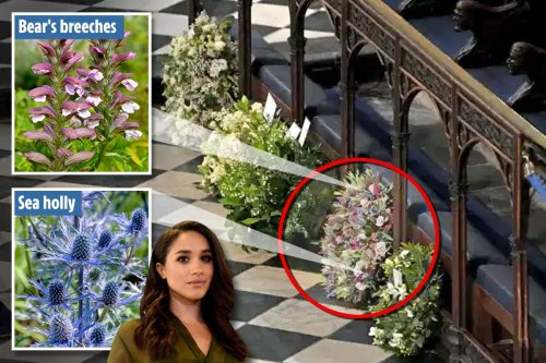 Meghan 'did her bit' for Philip's funeral, pal says as wreath secrets revealed