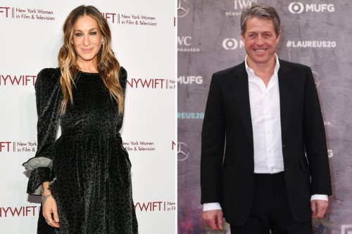 Sarah Jessica Parker 'mission to lock down Hugh Grant' for Sex and the City