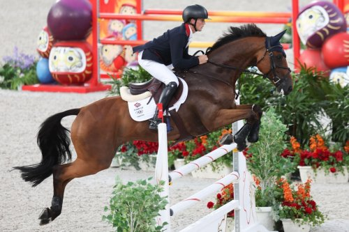 Team GB's Tom McEwen wins silver in individual eventing to add to incredible equestrian team triumph