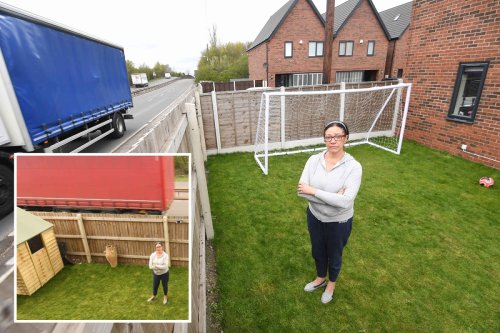Gran who bought £325k house next to road after 7 viewings hits back at trolls