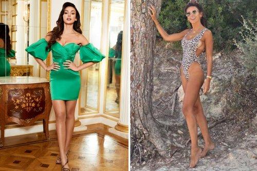 Michelle Keegan reveals the 35p secret to her sensational figure