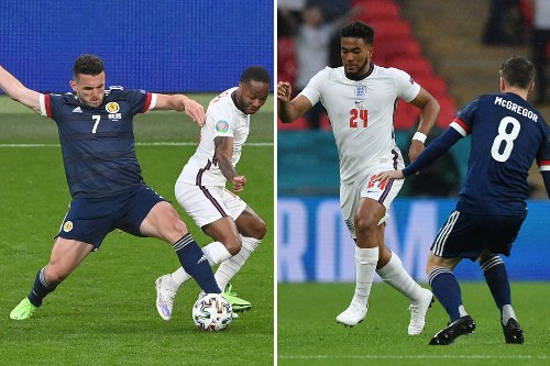 England vs Scotland LIVE: Latest updates as Auld Enemies clash in Euro 2020