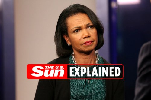 Who is Condoleezza Rice and how old is she?