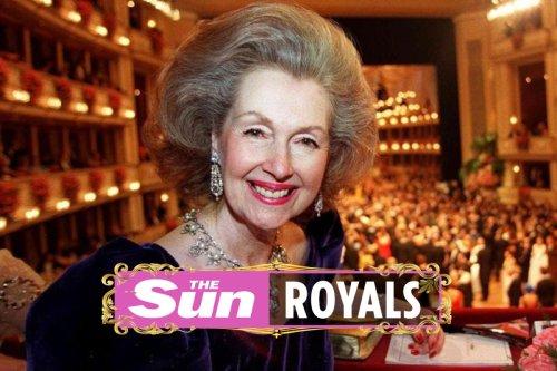 Who was Princess Diana's 'wicked stepmother' Raine Spencer?