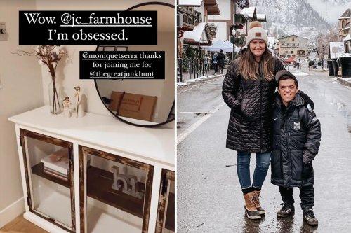 Little People's Tori & Zach show off new decor in Washington home