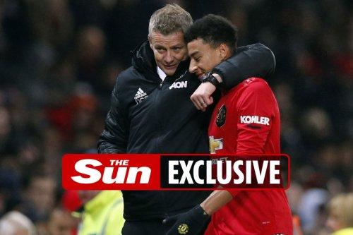 Lingard tells Man Utd boss Solskjaer he wants to STAY despite Hammers' loan joy