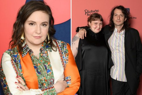 Lena Dunham 'marries Luis Felber' five months after she revealed relationship