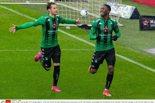 Fulham join race for £5m Chelsea goal machine Ugbo after hot Cercle Brugge form