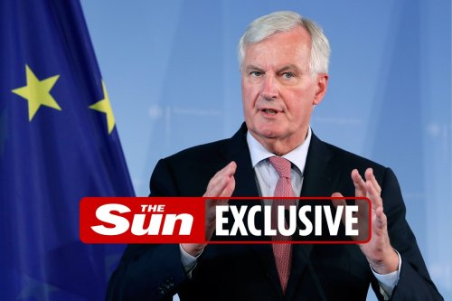 Michel Barnier reveals he likes something about UK — a full English brekkie