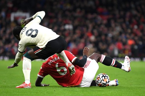 Liverpool star Naby Keita's injury status revealed after horror Pogba tackle