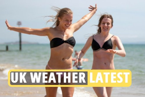 Hottest summer for a DECADE forecast with scorching 32C temperatures in weeks
