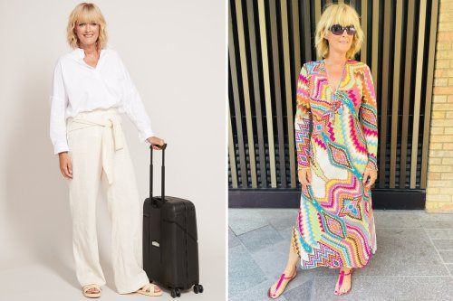 Dressing comfortably for the plane is absolute must says, Jane Moore