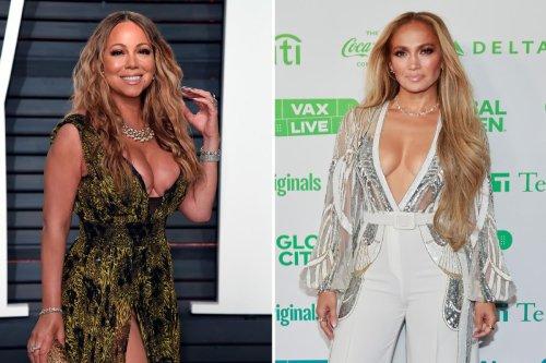Mariah Carey 'once threatened to kick nemesis JLo's a**'