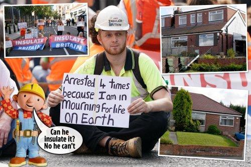 M25 eco hypocrite has £1m property empire... and NO insulation