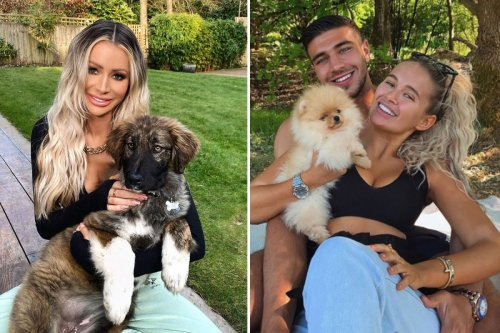 Olivia Attwood defends getting new dog Lola from Romania following backlash over designer puppies from Russia