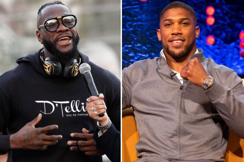 Joshua announces he is willing to fight Wilder next year before taking on Fury