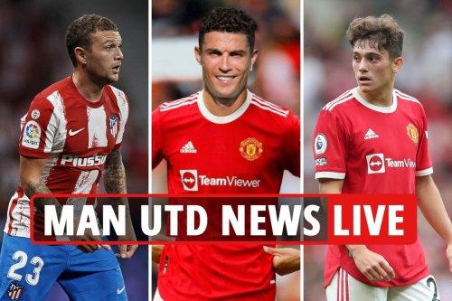 Man Utd transfer news LIVE: Latest updates from Old Trafford