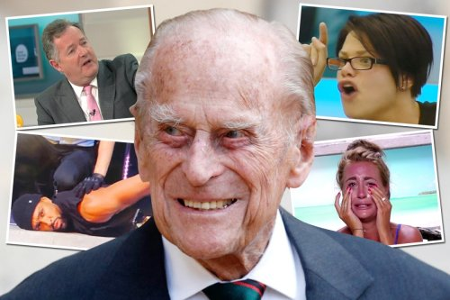 TV's most complained-about moments as BBC's Prince Philip coverage breaks record