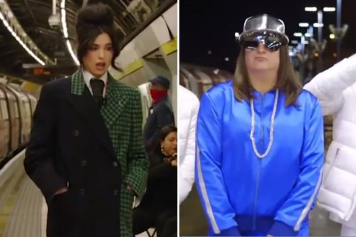 Honey G surprised to see Dua Lipa 'mimic' her famous X Factor routine at Brits