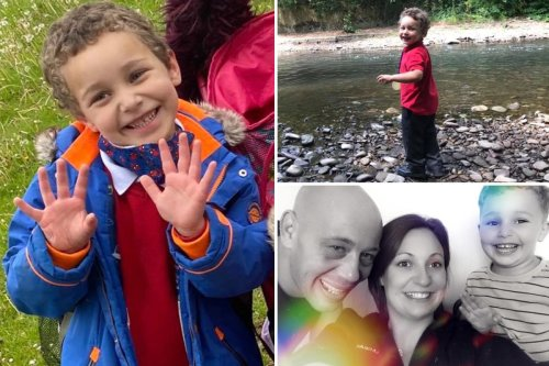 Stepdad, mum and boy, 13, charged over death of boy, 5, pulled from river